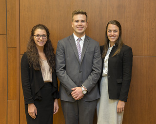 NATIONAL APPELLATE ADVOCACY COMPETITION- TEAM 2