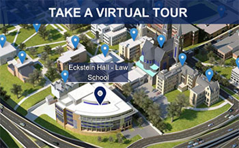 Take a virtual tour of Eckstein Hall