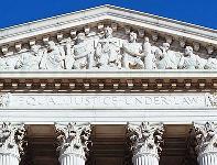 US Supreme Court facade