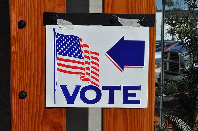 USA voting