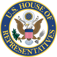 Seal of US House of Representatives