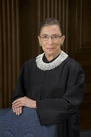 The actual Justice Ginsburg