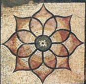 Canterbury-mosaic
