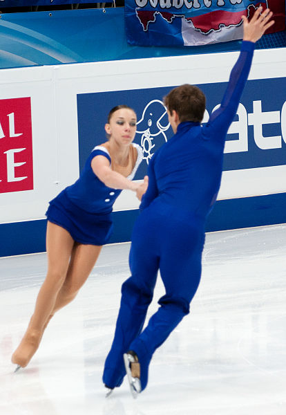 scholarly analysis of a figure skating