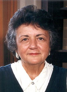 A photo of Shirley Abrahamson