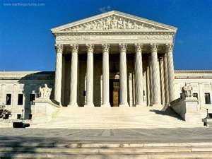 A photo of the Supreme Court