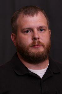 Headshot of law student Matt Sowden.