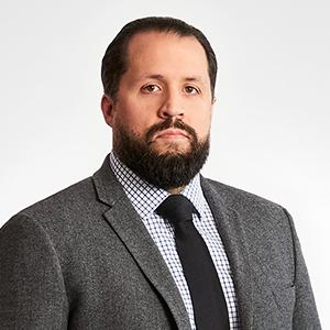 Photo of Attorney Albert Bianchi in professional attire.