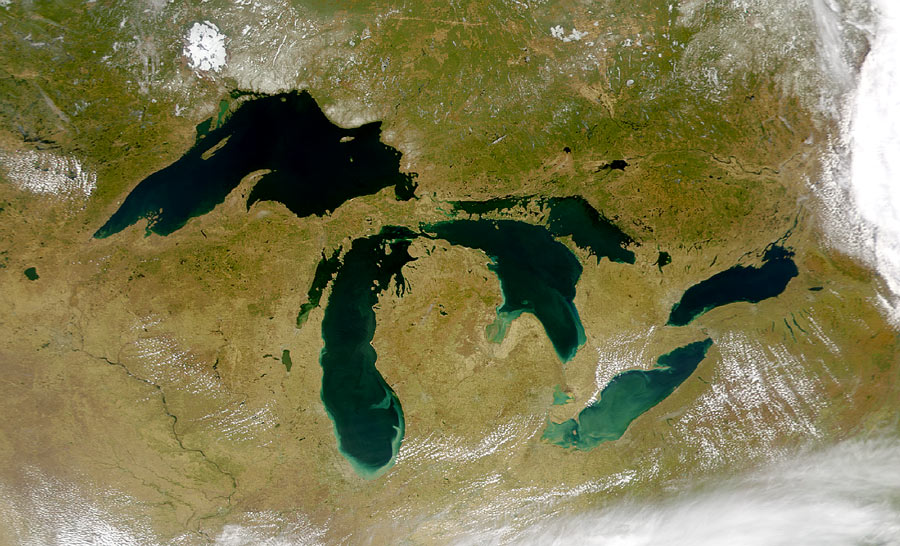 How Might Courts Interpret the Great Lakes Compact?