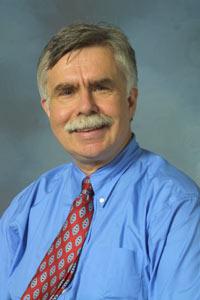 Headshot of the late Professor Gordon Hylton.