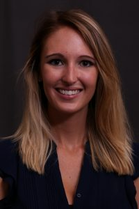 Headshot photo of law student Emily Gaertner