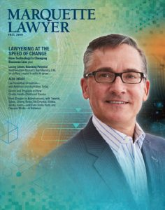 Marquette Lawyer Fall Cover