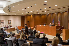 Jenkins Honors Moot Court Competition Final Arguments