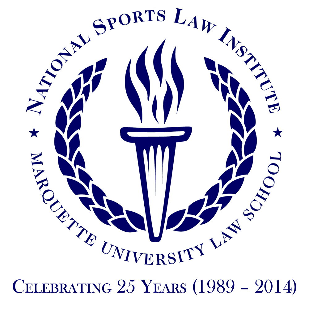 Speakers from Practice: Practicing Sports Law