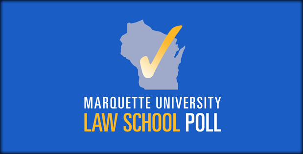Marquette University Law School Poll and its logo
