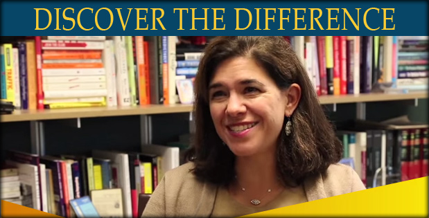 Discover the Difference - A photo of Andrea Schneider