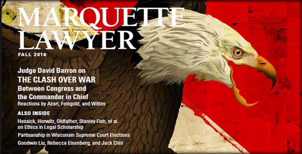 Marquette Lawyer Magazine