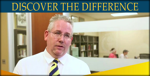 Discover the Difference - A photo of Paul Anderson