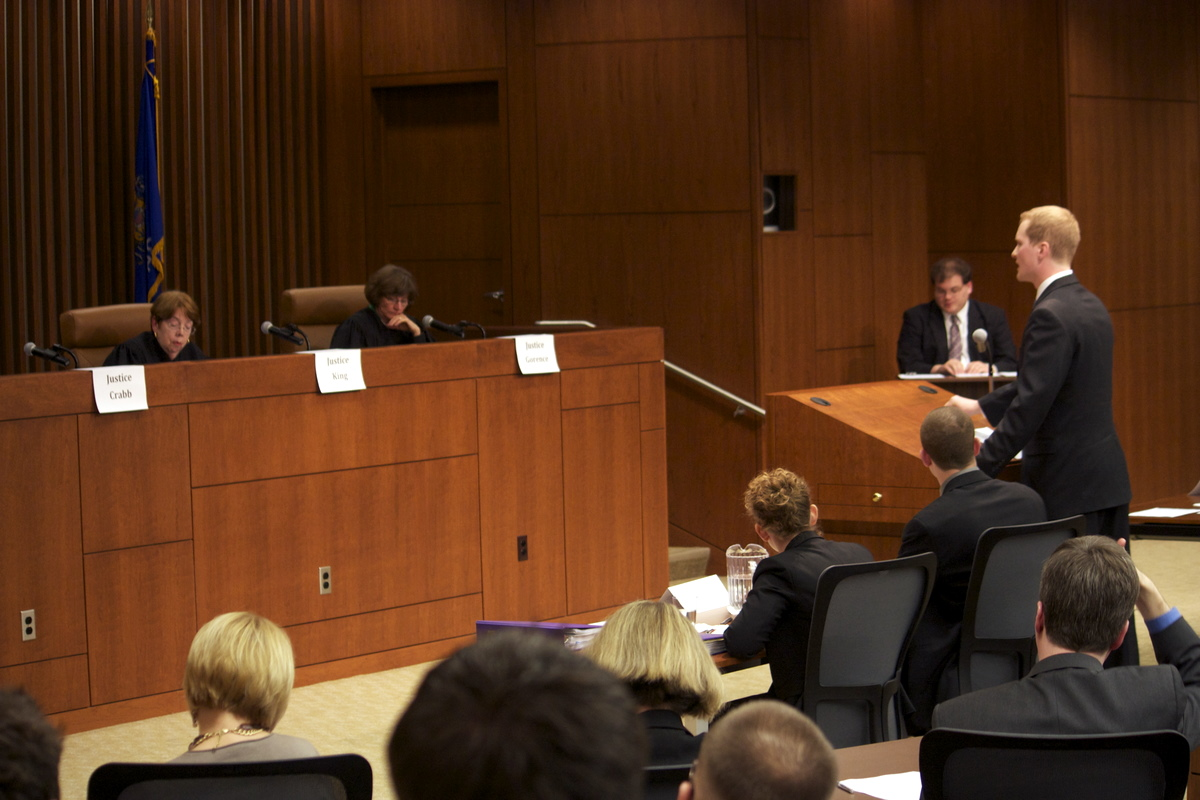 Moot Court Overview