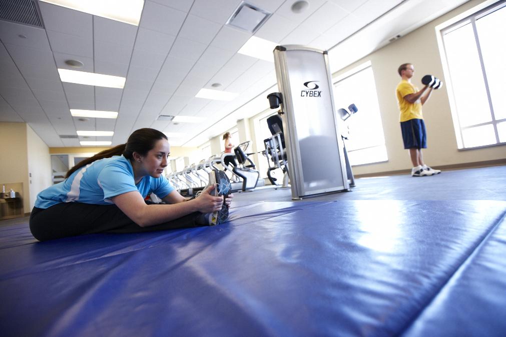 Eckstein Hall Fitness Center