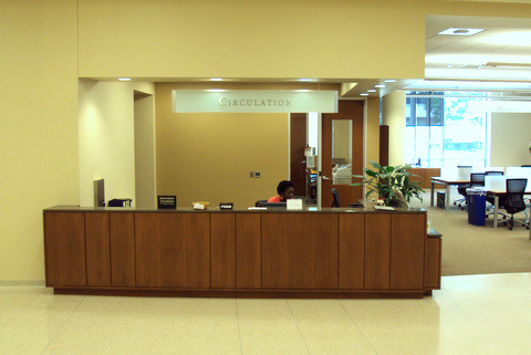 Raynor Library Study Rooms
